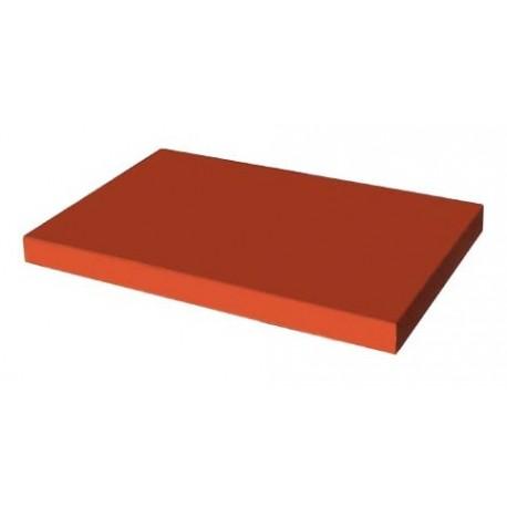 Daszek polimerobetonowy płaski na murek 55 x 100 x 5