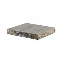 Daszek betonowy płaski czterostronnie łupany JN7